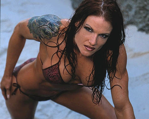 ... of the WWE, Lita and Trish. Enjoy and yes, we gave you bonus this week!